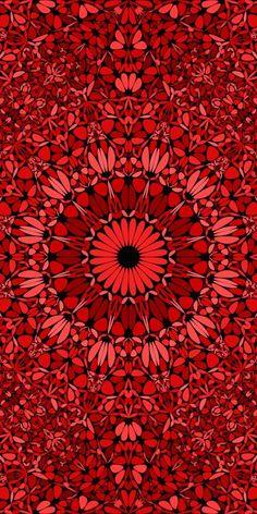Mandala Pattern, Mandala Design, Mandala Art, Diy Canvas, Canvas Wall Art, Bohemian Art, Christian Art, Repeating Patterns, Pattern Wallpaper