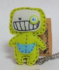 little robot man