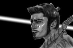 See link for how to draw a Samurai by kangghee.deviantart.com on @DeviantArt
