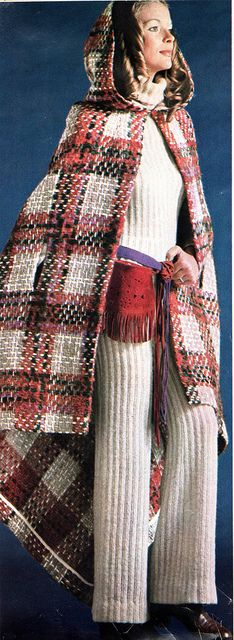 The 1970s-1970 winter fashion by april-mo, via Flickr