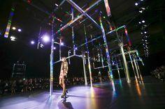 Slideshow: The Atmosphere at Saint Laurent Spring 2015