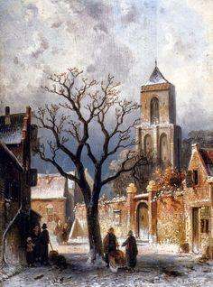 Charles Leickert   Romantic Dutch Landscape painter   Tutt'Art@   Pittura…