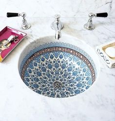 Exquisite. All of it: basin and countertop.