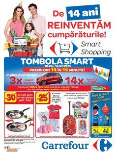 POC Oferte Supermarket online | CARREFOUR -De 14 ani...
