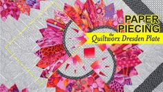 Sew stunning projects in a fraction of the time with Judy Niemeyer-inspired paper-piecing techniques.