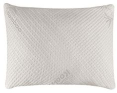 Snuggle-Pedic Ultra-Luxury Bamboo Shredded Memory Foam Pillow Combination With Adjustable Fit and Zipper Natural Contour, Memory Foam, Coloring Books, Bed Pillows, Bamboo, Zipper, Luxury, Fit, Floral