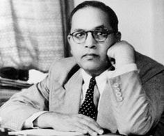 I pay my tribute  to the great Babasaheb, social reformer who campaigned against the social discrimination of Dalits