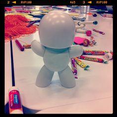 Dites bonjour à notre mascotte :-)