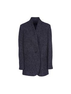 ISABEL MARANT Isabel Marant Elis Coat. #isabelmarant #cloth #