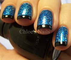 Loving this blue! | Chloe's Nails: Whoo Hoo, Absolutely Alice is mine!!