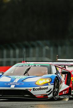 Ford GT gt3.