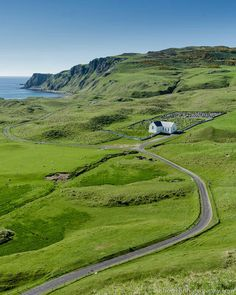 Lagg chapel, Ireland in Malin Head. St. Mary's.. Up on the most northerly coast of Ireland on the Inishowen peninsula of County Donegal sits Ireland's second most northerly Catholic church, ...