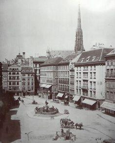 Neuer Markt 1900s, Austria