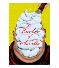 The Barber of Seville by Brian Stauffer