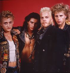 Before 'Twilight,' 'Lost Boys' made vampires fun