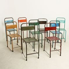 Iron chair Indonesia - Chairs - Furniture