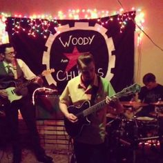 Check out Woody And The Chucks on ReverbNation