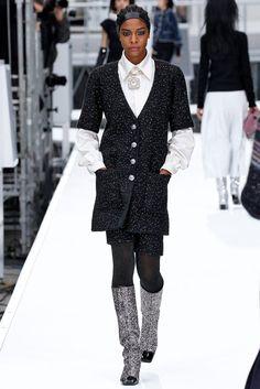 Chanel Paris - Inverno 2017 Março 2017 foto: FOTOSITE