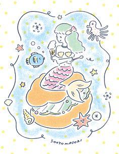 人魚姫のおやつタイム 2014 7 SAAYA MASAKI