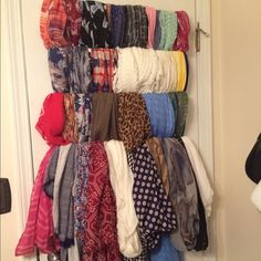 Scarves Scarves, Pick out 5 that you want and get them for $75 for all 5. or $15 a piece Accessories Scarves & Wraps
