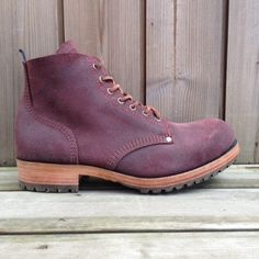 Type 01 Berry Suede