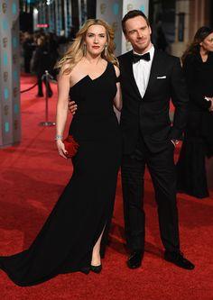 Kate Winslet and Michael Fassbender    - HarpersBAZAAR.co.uk