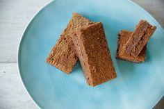 Κέικ φουντούκι με σοκολάτα Valrhona