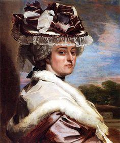 John Singleton Copley - Letitia F. Balfour, 1782