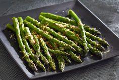 Asparagus 5 Ways