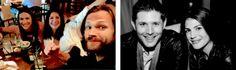 Daneel Ackles, Jensen Ackles, Jared Padalecki, Fictional Characters, Fantasy Characters