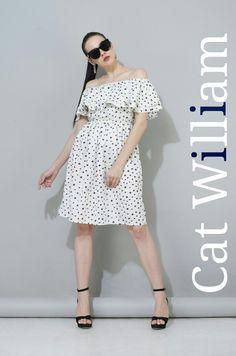 off shoulder star skarter dress Shoulder Dress, One Shoulder, Star, How To Make, Dresses, Fashion, Gowns, Moda, Fashion Styles