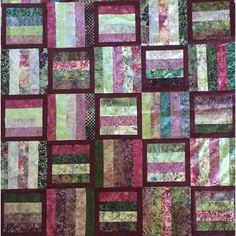 Free Patchwork Pattern - Jelly Roll #2 – rainbowpatchwork.com.au Patchwork Patterns, Charm Pack, Cotton Thread, Jelly, Quilts, Sewing, Fabric, Free, Tejido