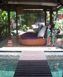 This is where I am getting married!!!! Lala and Lili house - Ubud, Bali