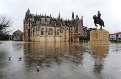 Batalha apresenta medidas para travar danos estruturais ao Mosteiro causados por trânsito rodoviário