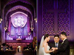 los angeles first congregational church wedding, la church wedding, kristi klemens photography