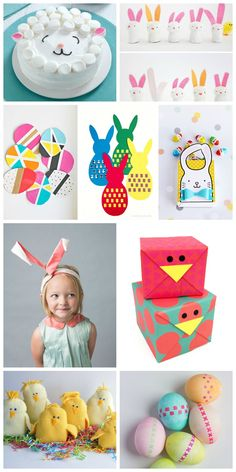 Easter projects and ideas!