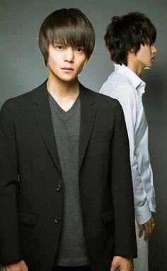 "Masataka Kubota x Kento Yamazaki [Trailer, Ep.3] https://www.youtube.com/watch?v=_438pfBQvK8 J drama series ""Death Note""."