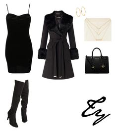"""Fine..."" by flydreamersfashion on Polyvore featuring Pilot, Miss Selfridge and MICHAEL Michael Kors"