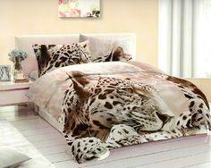 TOP 3D povlečení 140×200 70×90 – Gepard Pohodlné TOP 3D povlečení 140×200 70×90 – Gepard levně.Populární povlečení se vzorem v trojrozměrném provedení. Pro více informací a detailní popis tohoto povlečení přejděte na stránky obchodu. 389 … 3d Bedding, Linen Bedding, Bed Linen, Comforters, Blanket, Furniture, Bedrooms, Home Decor, Beds