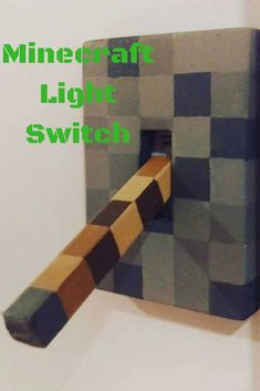 My son would LOVE to have this in his bedroom. My son loves everything minecraft. #minecraft #commissionlink