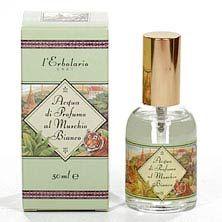 Agua de perfume Musgo Blanco  50ml
