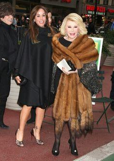 Melissa & Joan Rivers