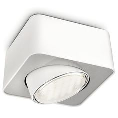 Philips Ecomoods energy saving spotlight L: W: H: cm, white