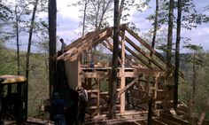 See more treehouses at www.themohicans.net. They have a wedding venue and treehouses for your guests.
