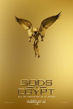Click to View Extra Large Poster Image for Gods of Egypt