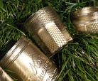 Decorative mason jar tutorial