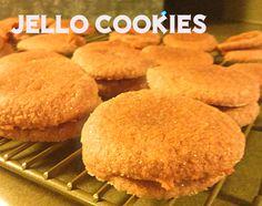 Jello Cookies - Cream City Creations