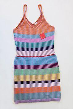 ALL Knitwear dress. So choice.
