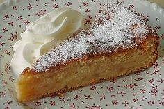Apfel - Frischkäse - Rührkuchen 3