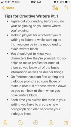 Tips for creative writing. Book Writing Tips, Creative Writing Prompts, Writing Words, Writing Resources, Writer Tips, Writing Help, Writing Skills, Writing Ideas, Creative Writing Inspiration